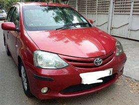 Used Toyota Etios Liva car at low price