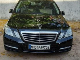 2011 Mercedes Benz E Class for sale at low price