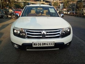 Used Renault Duster 110PS Diesel RXZ Option 2015 for sale