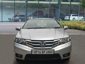 Honda City 1.5 V MT 2012 for sale