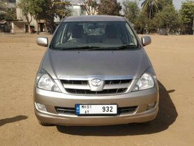 Used Toyota Innova car 2006 for sale at low price