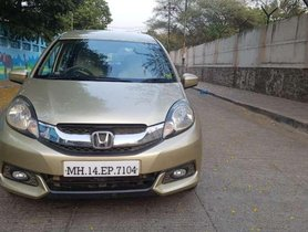Used Honda Mobilio car 2014 for sale at low price