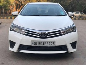 Toyota Corolla Altis G 2014 for sale