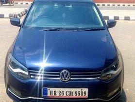 Volkswagen Polo Petrol Highline 1.2L 2015 for sale