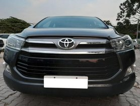 Used Toyota Innova Crysta car at low price