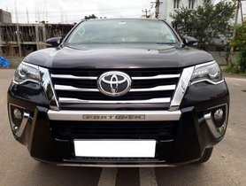 Toyota Fortuner 2.8 4WD AT for sale