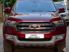Used Ford Endeavour 2.2 Trend MT 4X4 2016 for sale