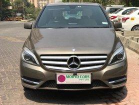 Mercedes Benz B Class 2014 for sale