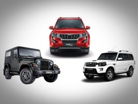 Next-gen Mahindra Scorpio, Thar and XUV500 To Get A 2.0-litre Diesel Engine