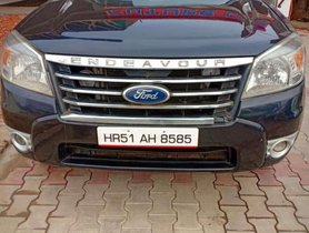 Used Ford Endeavour car 2010 for sale at low price