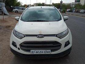 Used Ford EcoSport 1.5 DV5 MT Titanium 2014 for sale