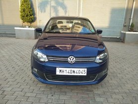 Used Volkswagen Vento Petrol Highline 2012 in Pune
