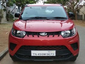Used Mahindra KUV 100 car 2018 for sale at low price