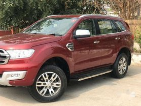 2017 Ford Endeavour for sale
