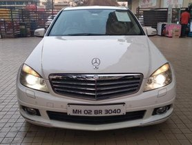 Used Mercedes Benz C Class C 250 CDI Elegance 2011 for sale
