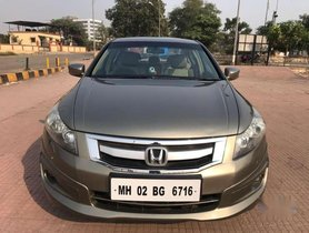 Used Honda Accord 2.4 MT 2008 for sale