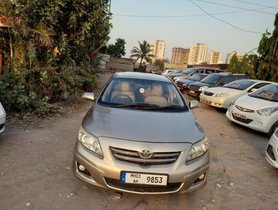 2009 Toyota Corolla Altis for sale at low price
