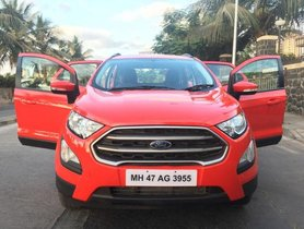 Ford EcoSport 1.5 Petrol Trend Plus AT for sale