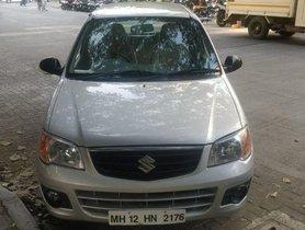 2012 Maruti Suzuki Alto K10 for sale at low price