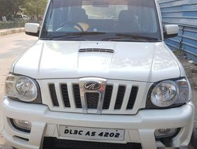 Mahindra Scorpio LX BS-IV, 2012, Diesel for sale