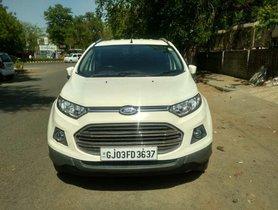 Ford EcoSport 1.5 DV5 MT Titanium 2013 for sale