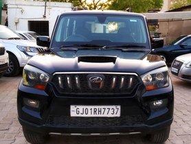 Used 2015 Mahindra Scorpio for sale