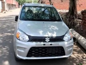 2019 Maruti Alto 800 Facelift Arrives At Dealership Stockyards, Launch Soon