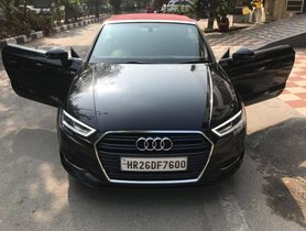 2017 Audi A3 Cabriolet for sale at low price