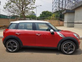 Used Mini Countryman car at low price