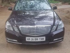 2011 Mercedes Benz E Class for sale