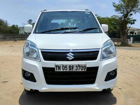 Maruti Suzuki Wagon R VXI 2015 for sale