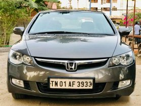 Honda Civic 1.8V MT, 2008, Petrol for sale