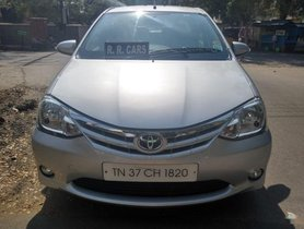 Toyota Platinum Etios VD for sale