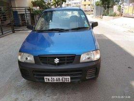 Maruti Suzuki Alto LXi BS-IV, 2007, Petrol for sale