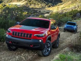 Jeep Compass Trailhawk Bookings To Commence In Mid-June