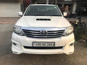 Toyota Fortuner 4x2 AT TRD Sportivo