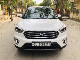 Hyundai Creta 1.6 VTVT SX Plus Dual Tone 2017 for sale
