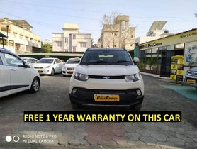 Used Mahindra KUV100 D75 K8 5Str 2016 for sale