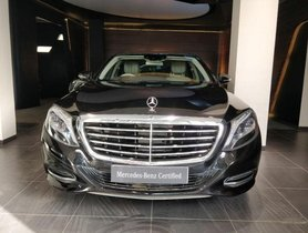Mercedes Benz S Class S 350 CDI 2014 for sale