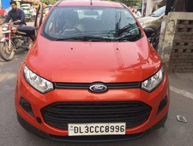 Ford Ecosport EcoSport Ambiente 1.5 TDCi, 2015, Diesel for sale