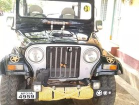 Used Mahindra Jeep car 2005 for sale at low price