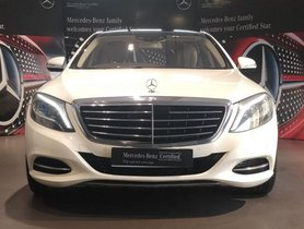 2013 Mercedes Benz S Class for sale at low price
