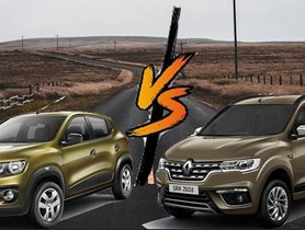 2019 Renault Kwid vs All-new Renault Triber: Comparing the two Renault's with different purposes