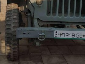 Used Mahindra Jeep car 2000 for sale at low price