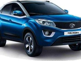 Used Tata Nexon car 2019 for sale  at low price