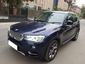 Used BMW X3 car at low price