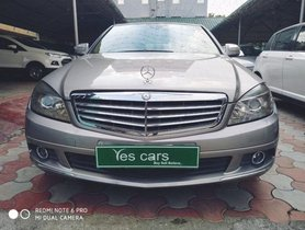 Used Mercedes Benz C Class C 200 Kompressor Elegance AT 2008 for sale