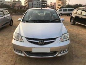 Honda City ZX CVT for sale