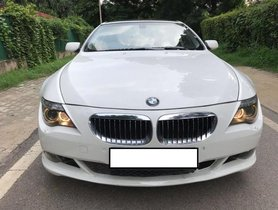 2009 BMW 6 Series for sale