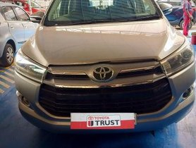Used 2017 Toyota Innova Crysta for sale